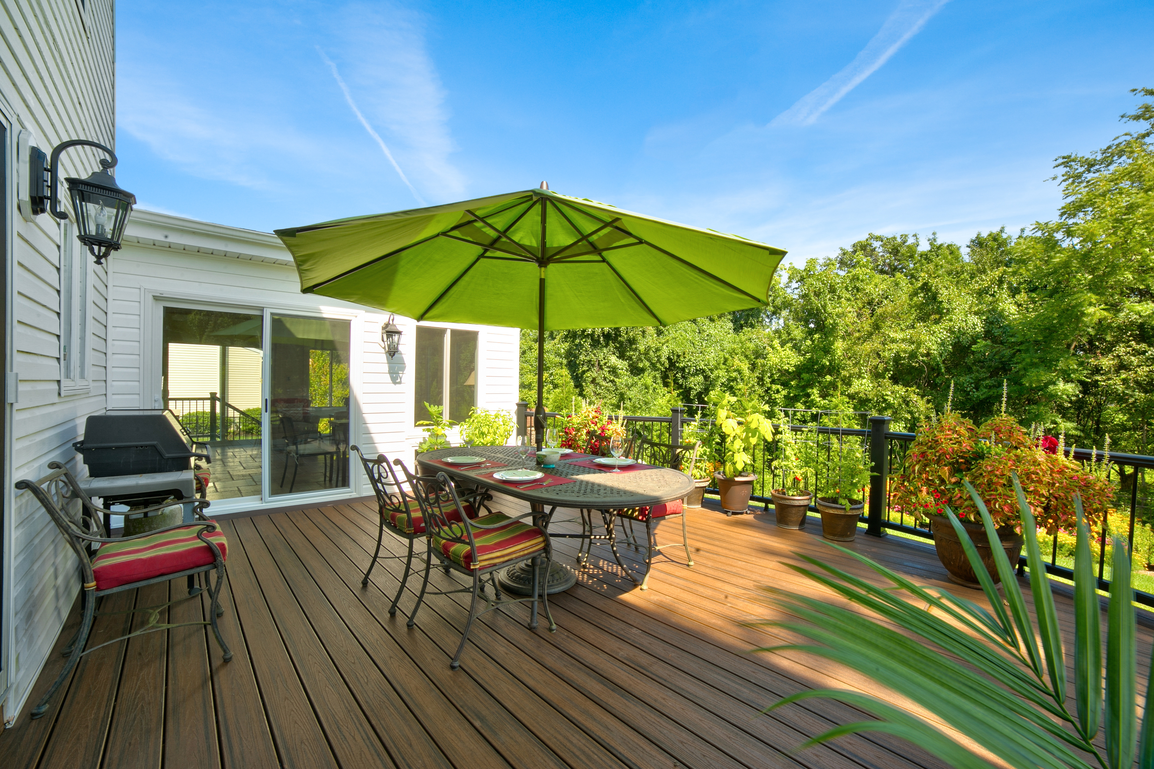 bridgewater nj 2016 amazing deck