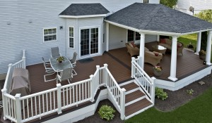 Covered Deck Builder  Decks With Roofs  Amazing Deck