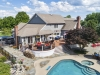 Trex Deck and Cobblestone Patio with Pool Builder- Amazing Deck