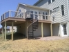 Custom Deck Contractor and Builder near New London, Pa- Amazing Deck