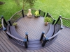 Curved Trex Deck Overview- Lansdale, Pa