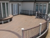 Round Deck with Railing Builder- Amazing Deck
