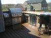 Custom Deck Design with Kitchen- Amazing Deck