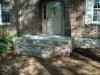 Front Walkway Design with Stones- Amazing Deck