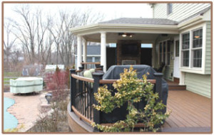 Professional Deck Builders -Amazing-Difference- Amazing Deck