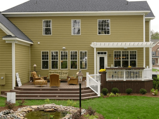 Deck design ideas for creating the one of a kind deck of for Multifamily design