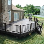 Curved Deck Builder in Bucks County PA- Amazing Decks