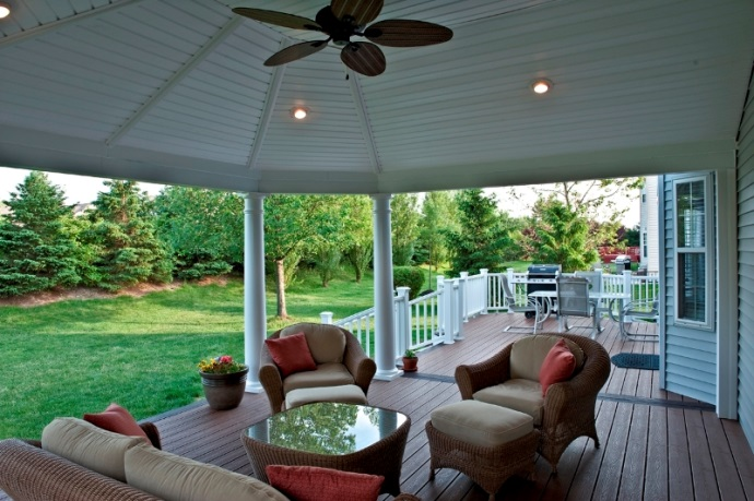 Deck Roofs Expand Livable Space 2